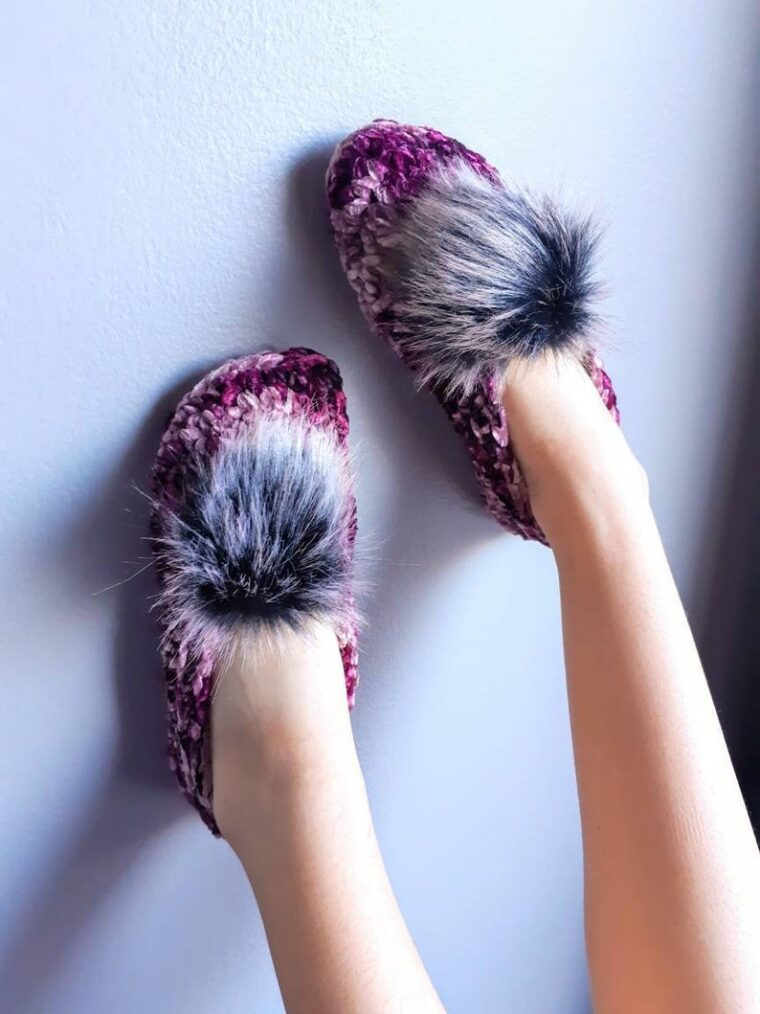 New moms love cozy slipper gifts!