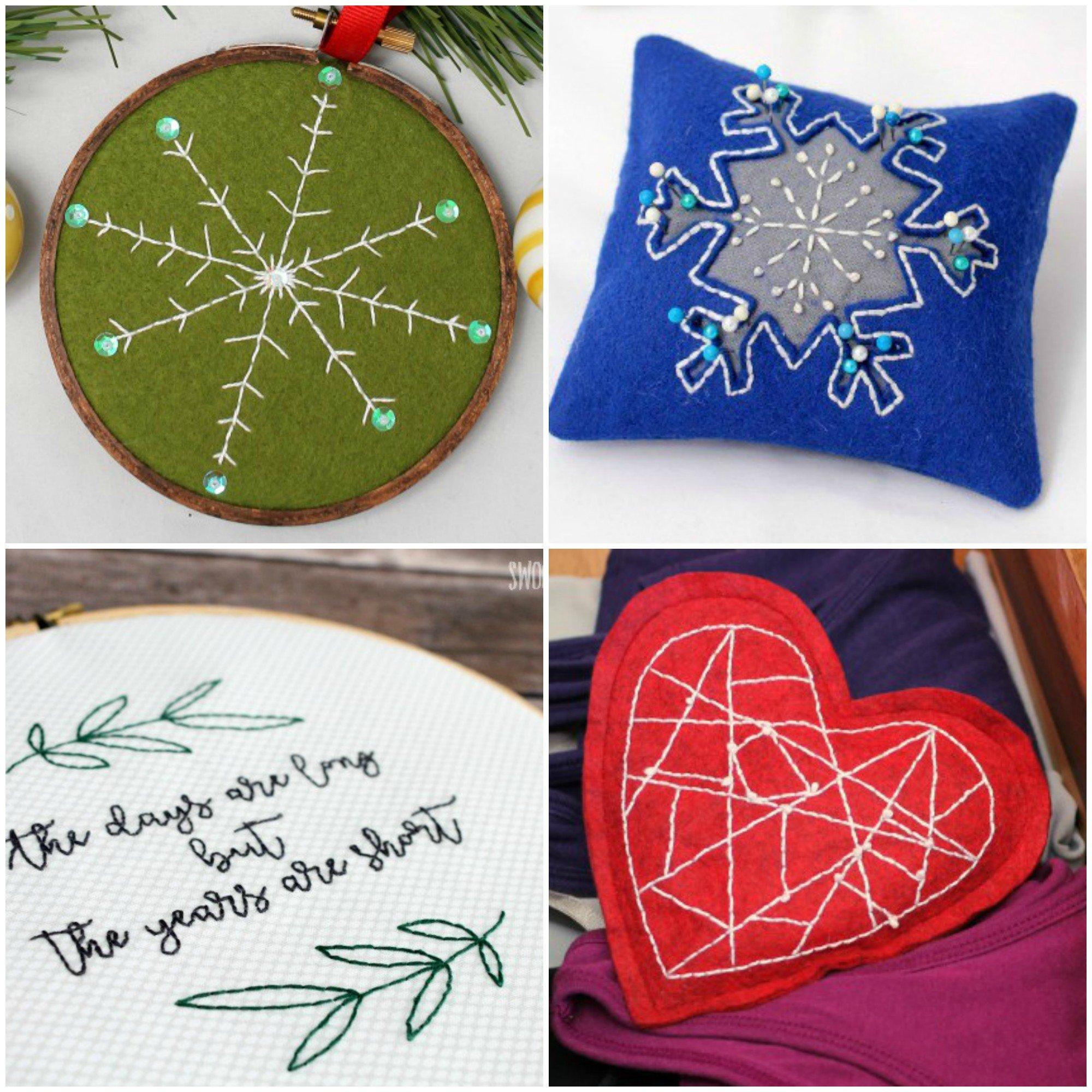 Cute stitching projects for kids