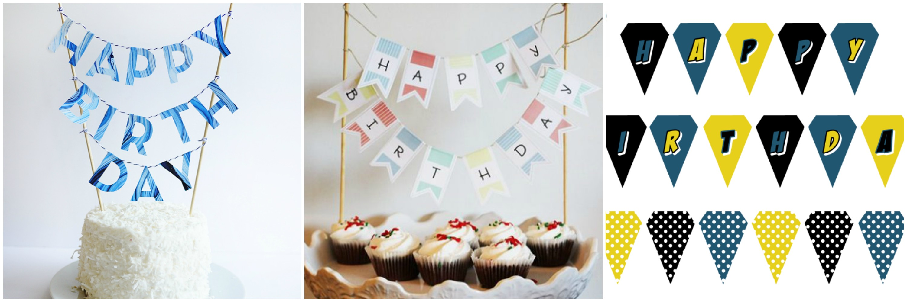 Superb 62 Free Birthday Party Printables The Yellow Birdhouse Funny Birthday Cards Online Barepcheapnameinfo