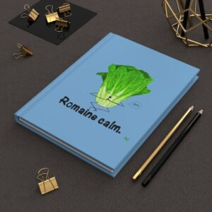 Punny notebooks for moms who want to journal