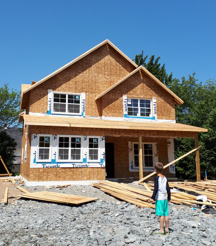 Our beautiful new house build