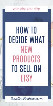 When you're running a handmade shop, you can't just make whatever you want and hope for the best. Learn how to apply a little strategy to coming up with new design ideas for your Etsy shop. Create a thriving shop full of items that sell!