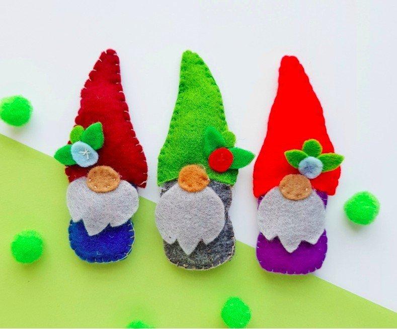 Funny little gnome DIY