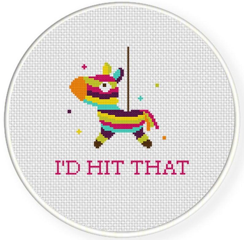 Funny cross stitch patterns