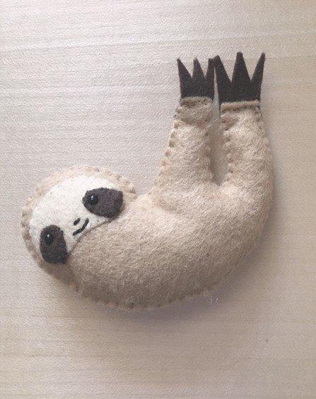 Pocket sloth tutorial