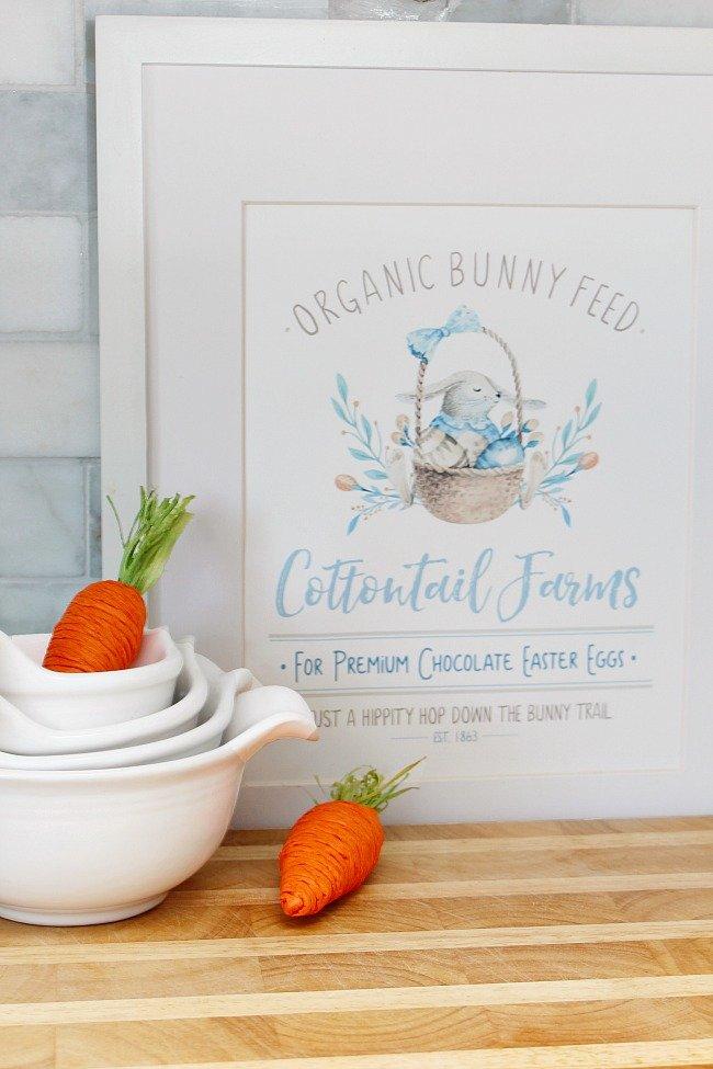 Cottontail Farms Easter Printable