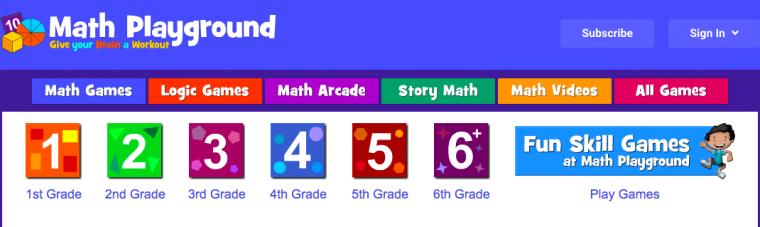 Best educational websites for children