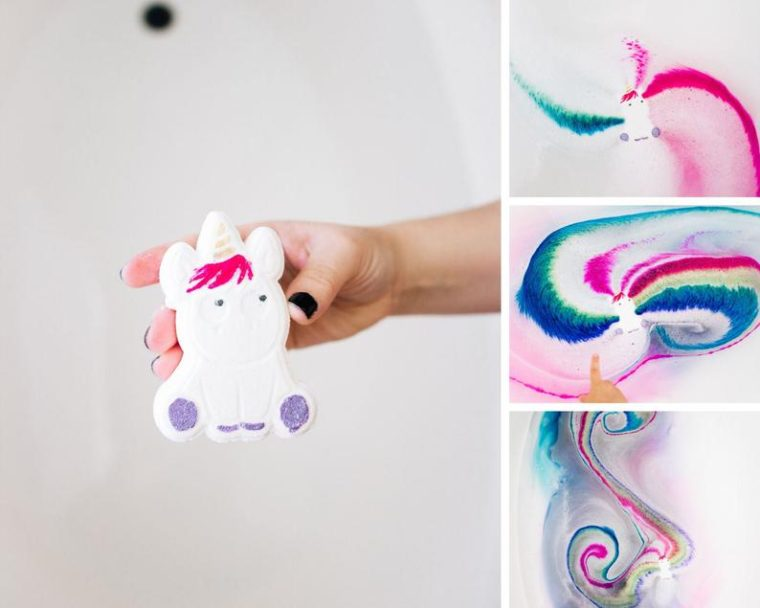 Unicorn Bath bomb - 20 Gifts under $10 for Kids