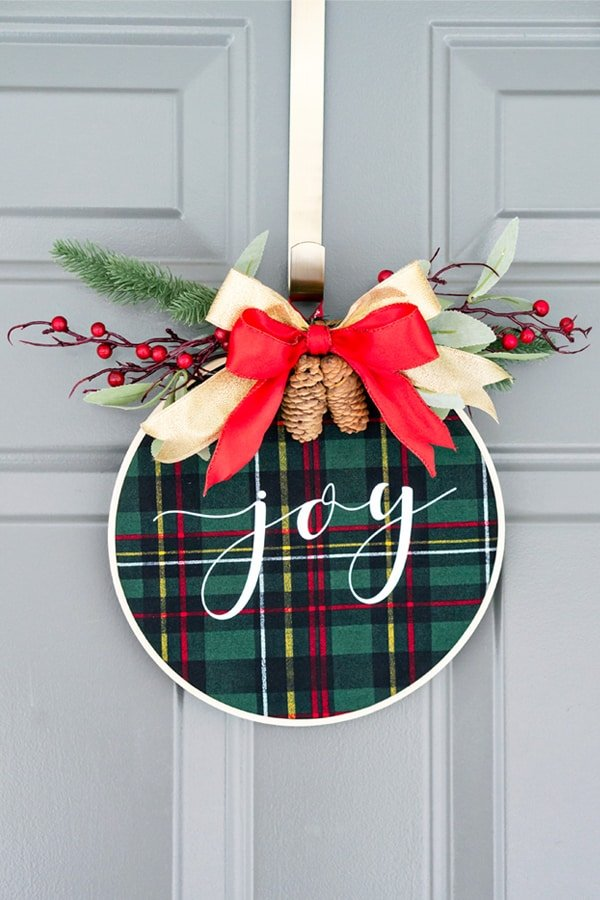DIY Christmas decor gift