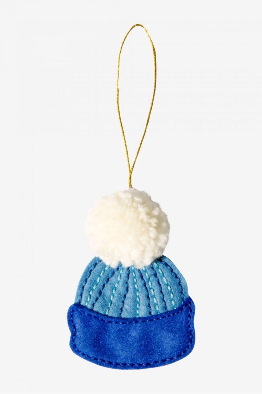 Felt hat ornament pattern